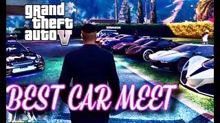 GTA 5 ANY CAR MEET| CLEAN CAR MEET! #GTA5CARMEET #GTA5 #GTA5CARMEETLIVE