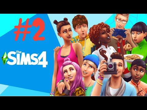 Как попасть на Батуу в Sims 4? Межгалактический шоппинг. Флирт с инопланетянкой.  ПРОХОЖДЕНИЕ #2