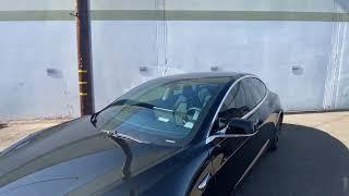 Tesla Model 3 tinted in Nano Ceramic Film (OC TINT SOLUTIONS)