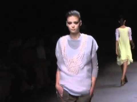 Mercedes-Benz Fashion Week Spring 2009: Yigal Azrouel Designer Spotlight