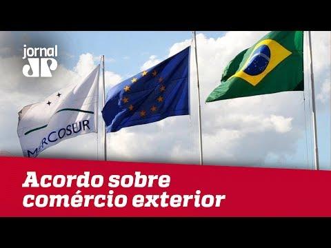 Mercosul E UE Estão Perto De Assinar Acordo Sobre Comércio Exterior, Afirmam Ministro