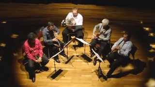 "Quinteto Brasília  - José Vieira Brandão ""Divertimento n. 1"" III. Allegro con moto"