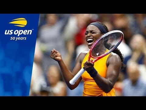 Sloane Stephens Tops Victoria Azarenka At The 2018 US Open