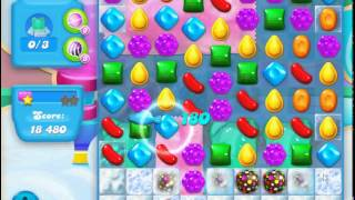 Candy Crush Soda Saga level 294 (No boosters)