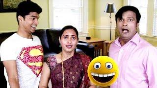 मुलांनी सांगितलं आई बाबांचं गुप्तराज   Funny Child   Marathi Joke   Latest Comedy Jokes 2018