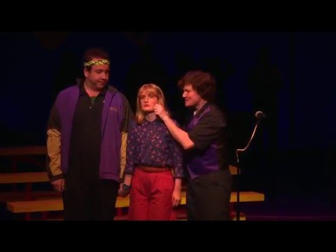 """Woe Is Me""  from The 25th Annual Putnam County Spelling Bee @ Texas State University"