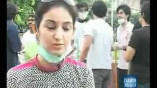 lahore students, responsible citizens of Pakistan.