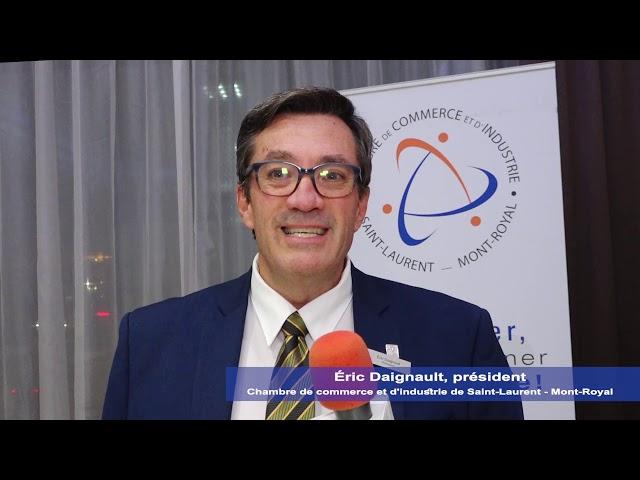 Témoignage de Éric Daignault - Quincaillerie Richelieu