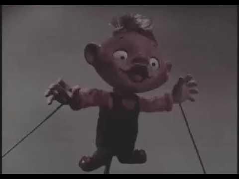 衝撃映像ネコジャラ市の11人のオープニング人形劇