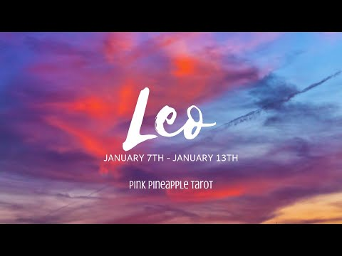 "LEO ""WOW LEO!!!"" JAN 7-13 WEEKLY LOVE READING 💕🍍💕 Mp3"