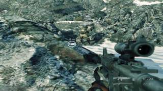 Medal of Honor 2010 PC Gameplay - Rescue The Rescuers - Mission #10