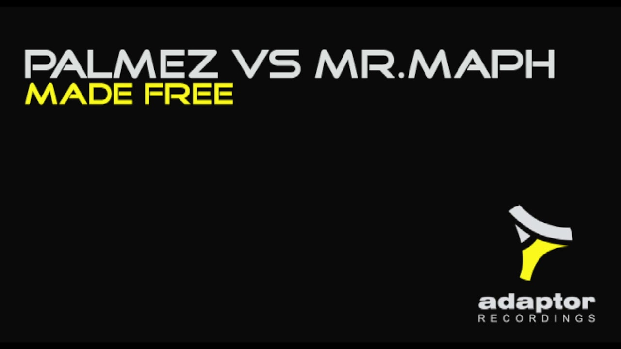 Palmez vs Mr Maph_Made Free (Dub Mix) [Cover Art]