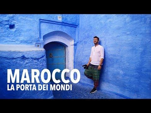 MAROCCO, Tour Di Marrakech, Fes E Chefchaouen La Città Blu