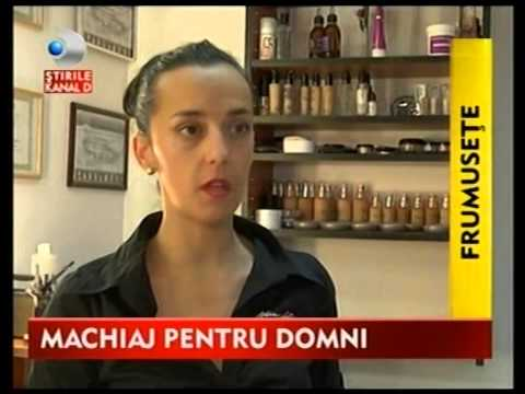 Machiaj Pentru Barbati Kanal D Youtube