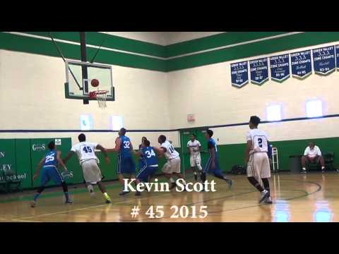 Kevin Scott Pressure Basketball Club