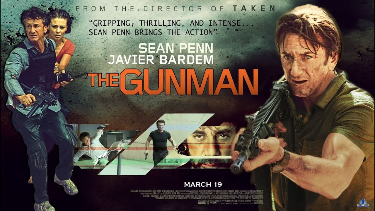 The Gunman 2015 Movie Review  YouTube