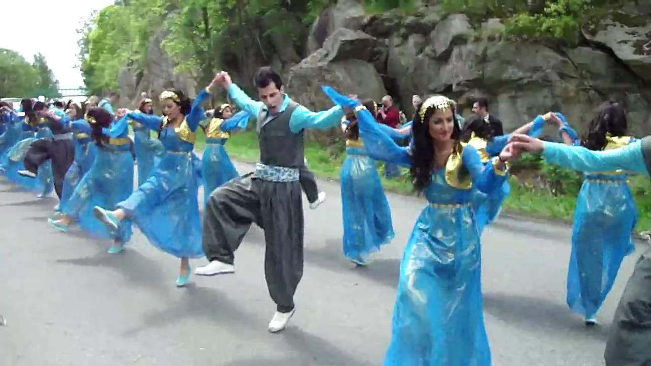 alhgag ebrahem: Music Kurdish and Arab Girl Dance