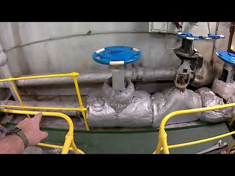 Paralleling marine boilers/floating A Boiler Online