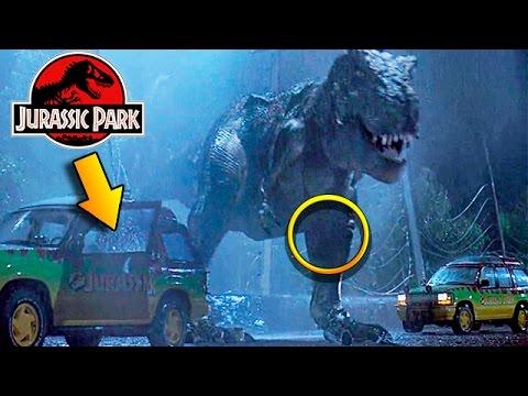 Curiosidades de Jurassic Park 1993 / Jurassic World 2015 (Movie) English subtitles