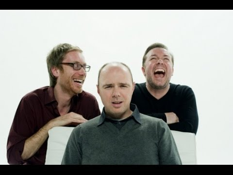 Ricky Gervais, Steve Merchant and Karl Pilkington Bonus Podcast (Rare)