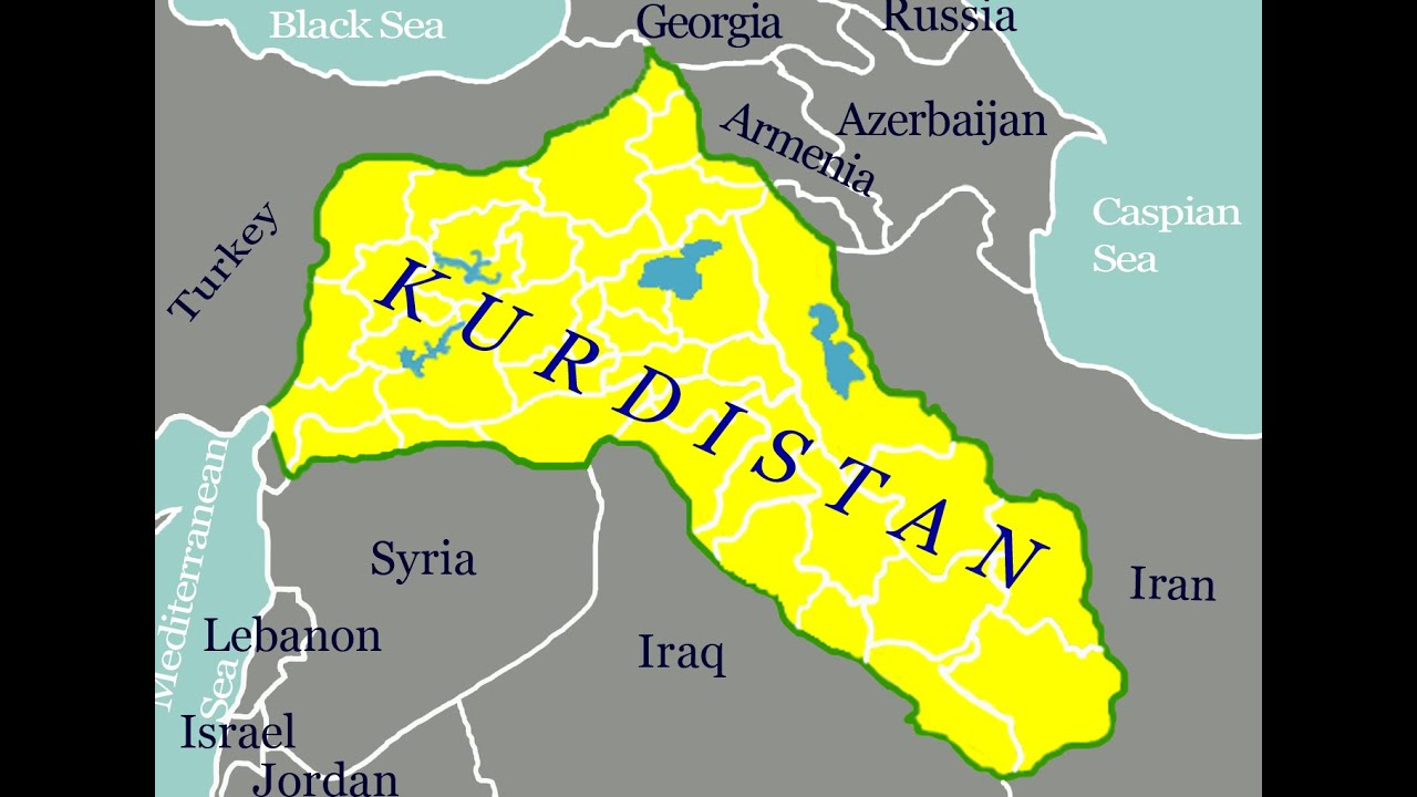 The difference between the Kurds and 'Palestinians': Why one deserves the right to proclaim an independent, sovereign state now --- and why America should back it