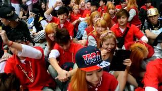 hkust danso joint u mass dance 2013 promotion video