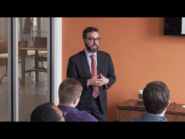Overview of IP   IP Trilogy with Greg Grissett