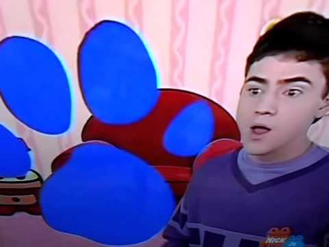 Blue's Clues Pawprint Season 6 - YouTube