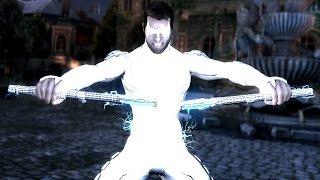Injustice Gods Among Us Mods Nightwing Classic Battle PC Ultra Settings
