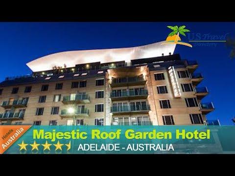 Majestic Roof Garden Hotel - Adelaide Hotels,  Australia