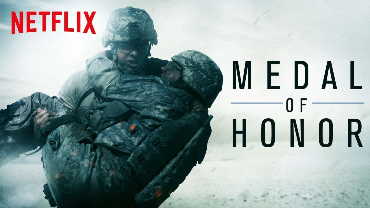 Ty Carter Interview - Medal of Honor (Netflix)