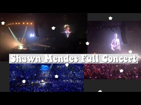 Shawn Mendes Full Concert | Auckland, NZ