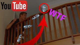 TOP 6 LUCKIEST Water Bottle Flips - INSANE MUST SEE 2016 ( NigaHiga, Tanner Fox, Tanner Braungardt )