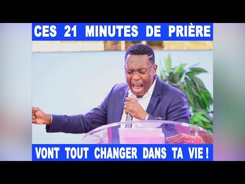 CES 21 MINUTES DE PRIÈRE VONT TOUT CHANGER DANS TA VIE ! - Raoul WAFO