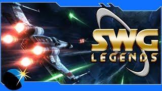 SWG Legends - Star Wars Galaxies - Jump To Lightspeed Guide - Advanced X-Wing Quest Reward