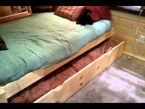 how to build a 10x10 bunkie