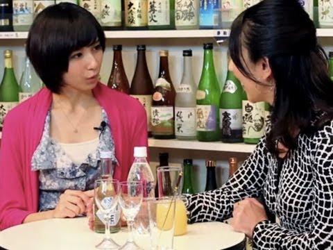 島田律子日本酒の楽しみ方日本酒カクテル〝フレッシュスマイル〟