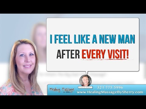 Therapeutic & Rehabilitation Massage Therapy Review | Sherry Goode LMT Melbourne FL