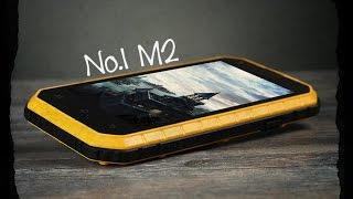 Смартфон с защитой IP68 - No.1 M2 в нашем видеообзоре