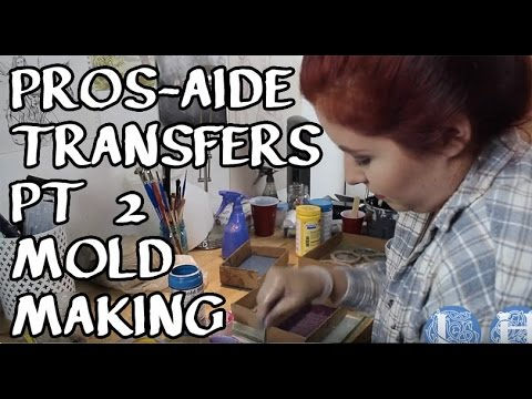 Moldmaking For DIY Prosthetics | LH EP 002-  Prosthetic Transfers Part 2