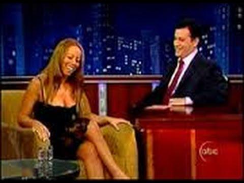 Mariah Carey- Jimmy Kimmel 2006 Interview