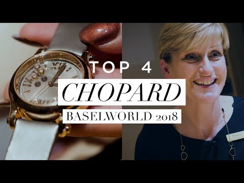 FLOATING DIAMONDS IN A WATCH? Top 4 Chopard Watches