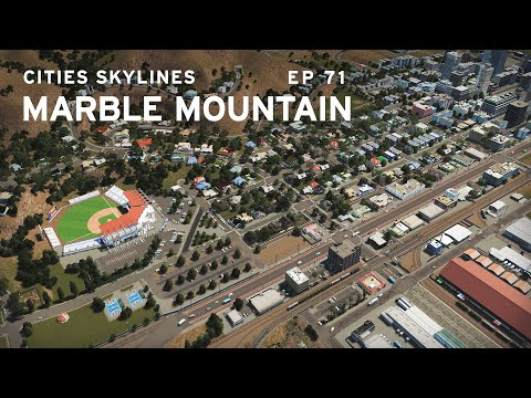 Oakwood | Cities Skylines: Marble Mountain 71 |