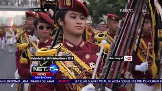 Kolaborasi Kreasi Event Opening & Closing Asian Games 2018 NET24