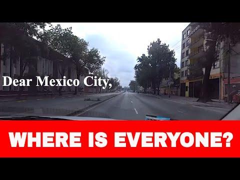 MEXICO'S FUEL SHORTAGE. UNIQUE PERSPECTIVE (2019)