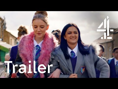 TRAILER | Ackley Bridge | Watch The Series On All 4
