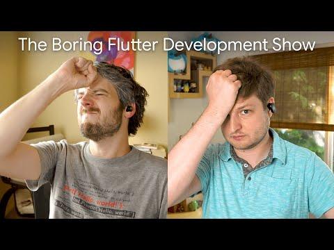 Migrating an old app to Flutter 2 (The Boring Flutter Development Show, Ep. 49)