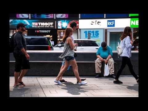 Street Photography by Soroush Chehre-Negar, New York City - Aug. 2017