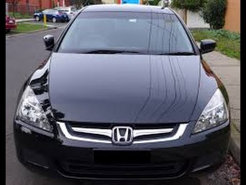 2007 Honda Accord Window Regulator And Motor Replacement