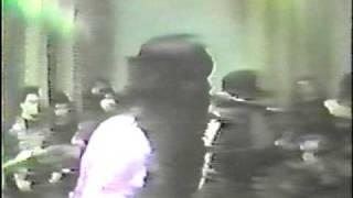 TERRORIZER live @ Hoover Park near downtown LA 2/13/88 .